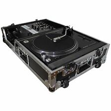 """ProX XS-TMC1012W Fits(1)Turntable In Battle Mode & 10"""" or 12""""Mixer fits DJM-S9"""