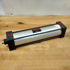 "Ortman Fluid Power 1128867-1 Pneumatic Cylinder, 3.35"" Bore, 12"" Stroke, 150 Psi"