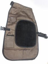 D.A. Brand Brown Denier Farrier Apron w/ Suede Knee Pads and Magnets Horse Tack