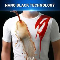 Creative Hydrophobic Stain proof, waterproof, Anti-Dirt and Breathable T-Shirt