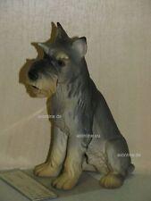 +# A015806_07 Goebel Archiv Muster Hund Dog Schnauzer Terrier sitzend 30-110