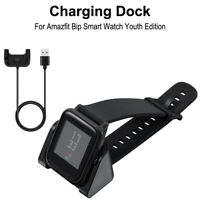 Portable A1608 Magnetic Cradle Charger Charging Dock for Amazfit Bip Smart Watch