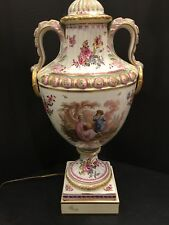 Important 18th Century French Paul Hannong Vase
