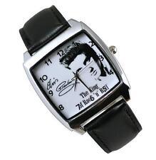 Elvis Presley Fashion Steel Man Woman Boy Girl Watch Wrist Xmas ZMK