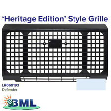 LAND ROVER DEFENDER HERITAGE EDITION STYLE GRILLE. PART LR069193