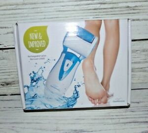 Electric Callus Remover by Own Harmony Powerful Rechargeable Foot File CR900 New