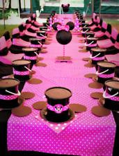Baby Shower Minnie Mouse Party Decorations For Sale Ebay