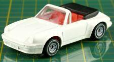 Porsche 911 Cabrio weiß Siku  Modellauto Die Cast Easy Worldwide Shipping