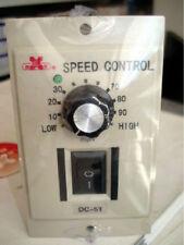 AC 220V 50Hz DC  Motor Speed Controller 120W  Output DC 0-180V