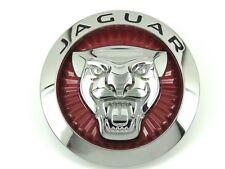 Original Jaguar REJILLA Growler Rojo Placa emblema para f-pace & XF 2016+