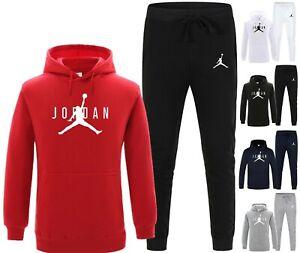 Mens Michael Air Legend 23 Jordan Tracksuit Hoodie & Pants Men Sweatshirts Brand