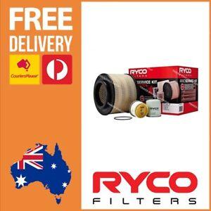 Ryco Filter Kit RSK2 - Fits Toyota Hilux 3.0L Diesel KUN26R 2005 to 2015