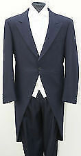 Men's 100% Wool Morning Formal Suits & Tuxedos