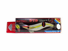 NEW DTD Squid Jig Retro Oita GLOW SOUND EFFECT Size: 2.5 ~ 75mm Color: WHITE