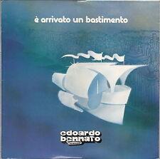 E' ARRIVATO UN BASTIMENTO # EDOARDO BENNATO - 2 LP + Folder