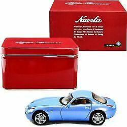 Fiat 1:43 Die Cast Car - Alfa Romeo Nuvola Azzurro