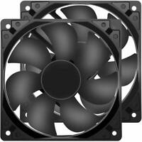 1x Quiet Replacement Fan for HP Procurve 1910-24G Switch JE006A#ABA