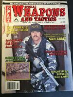 SWAT Magazine July 1989 Volume 8 Number 4 Assault Rifles Free Shipping