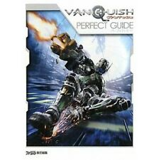 Vanquish perfect guide book / PS3 / XBOX360