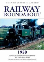 Railway Roundabout 1958 [DVD], , Very Good, DVD