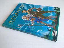 ATLANTIS L'IMPERO PERDUTO DISNEY LIBRI 2001 CARTONATO OTTIMO
