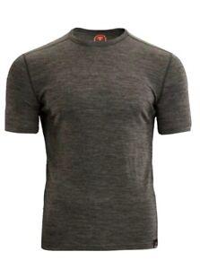 Isobaa Mens Merino 150 T Shirt Small.  Brand New