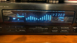Kenwood GE-760 Stereo Graphic Equaliser Hi-Fi Separate Spectrum Display
