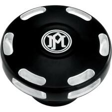 Performance Machine Apex Custom Gas Cap  Contrast Cut 02102024APXBM*
