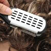 Hair Tools Salon Barber Double Brush Comb Straightening Pro Hairdressing