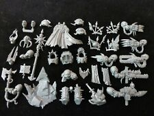 40K Chaos Space Marine Terminator / Sorcerer Lord Upgrades : Multi Parts Listing