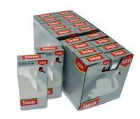 20X PACKS Swan Ultra Slim Pre Cut Cigarette Smoking Roaches Filter Tips uk SMOKE