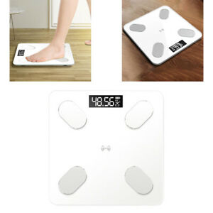 Digital Body Fat Scale BMI Scale Weight Fat Mass Muscle Mass Protein Scale