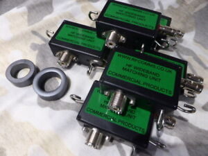 49/1 Transformer. PTFE SO239: F14 100w: NO TUNER REQUIRED: BARGAIN TIME! £28.00