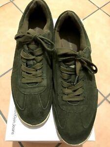 Scarpe Calvin Klein Jeans colore Verde Oliva - Taglia 43