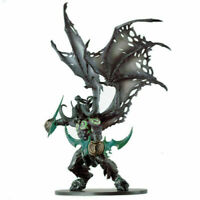 33cm WOW Demon Hunter Form ILLIDAN STORMRAGE Deluxe Collector Action Figure