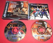 Saturn Virtua Fighter Remix [PAL] Console Sega *JRF*