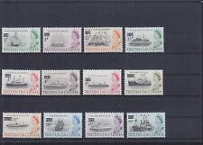 081273 Schiffe Ships Tristan Da Cunha 141-52 ** MNH