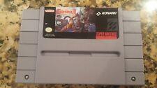 Super Nintendo Castlevania IV Snes Cart only