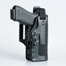 Professional Duty Glock 19 Holster with Automatic Safety Lock Block - DASTA CZ