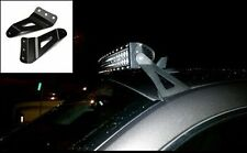 "52""Curved LED Work Light Bar Mount Bracket For 07-14 Chevy Silverado/GMC Sierra"
