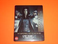 Underworld Awakening 2D/3D Blu-Ray Steelbook Ltd. 1/4-Slip from Korea