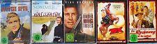 5 x DVD - Western Klassiker (NEU ovp) Redford, Italo, Bud Spencer  - FSK-16