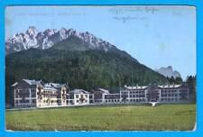 1032 ▶ AK Toblach Hotel Südbahnhof um 1930