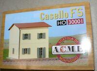 HS  A.C.M.E 30001 italienisches  Bahnwärterhaus der FS