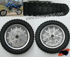 Rueda delantera completo 12,5X2.75 Pocket Bike Cross 47/49cc