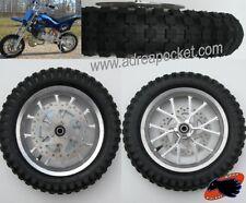 Roue avant complète 12,5X2.75 Pocket Bike Cross 47/49cc