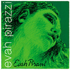 New Pirastro Evah Pirazzi 4/4 E String Gold Plated Medium Ball