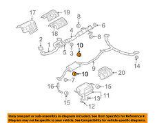 MAZDA OEM 08-15 CX-9 3.7L-V6 Exhaust-Muffler Insulator BP4740061A
