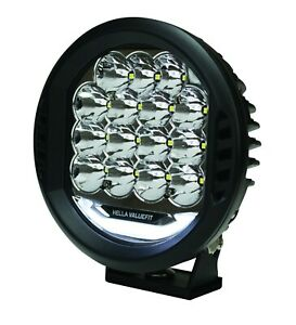 Hella ValueFit  500 LED Driving Lamp - Single - 15 High intensity LEDs 358117161