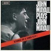 John Mayall - Plays (Recorded Live at Klooks Kleek!/Live Recording, 2006)